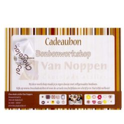 Cadeaubon bonbonworkshop