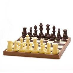 Chocolade schaakspel
